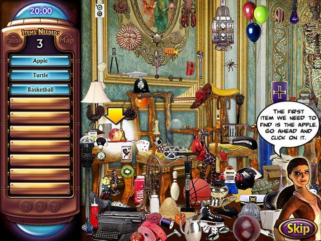Game screenshot 1 Hide and Secret