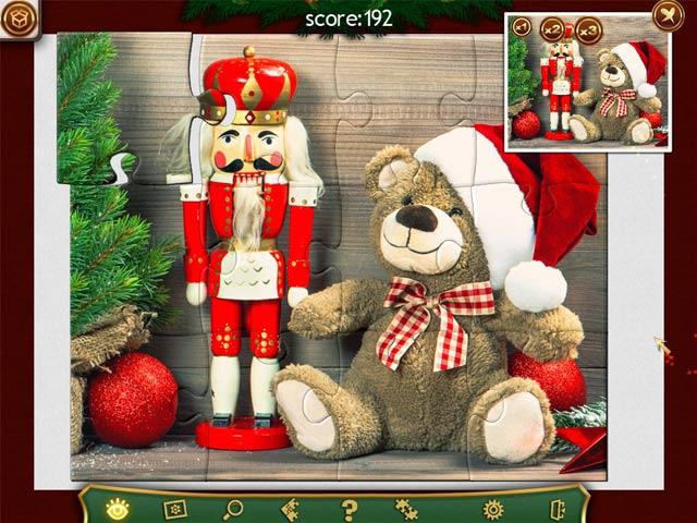 Game screenshot 1 Holiday Jigsaw Christmas 2