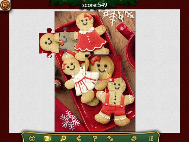 Game screenshot 3 Holiday Jigsaw Christmas 2