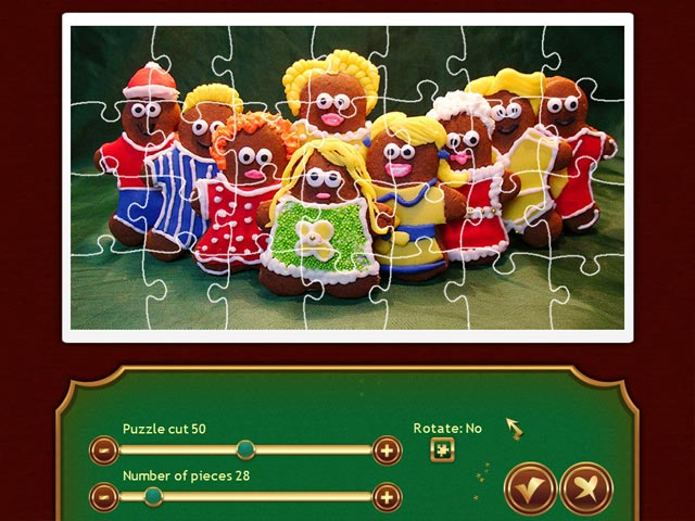 Game screenshot 1 Holiday Jigsaw Christmas