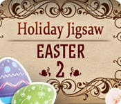 Feature screenshot game Holiday Jigsaw Easter 2