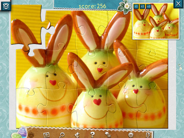 Game screenshot 1 Holiday Jigsaw Easter 2