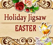 Feature screenshot game Holiday Jigsaw Easter