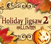 Feature screenshot game Holiday Jigsaw Halloween 2