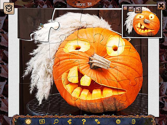 Game screenshot 1 Holiday Jigsaw Halloween 2