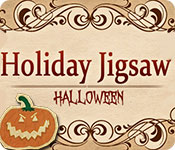 Feature screenshot game Holiday Jigsaw: Halloween