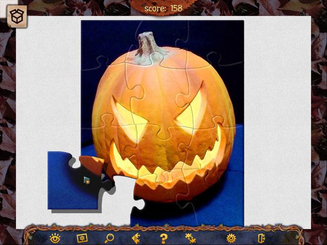 Game screenshot 2 Holiday Jigsaw: Halloween
