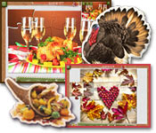 Holiday Jigsaw Thanksgiving Day - Mac
