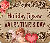 Holiday Jigsaw Valentine's Day