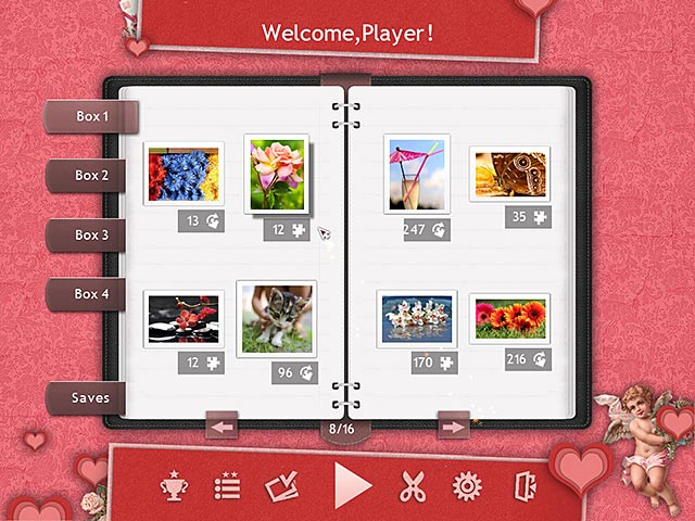 Game screenshot 2 Holiday Jigsaw Valentine's Day
