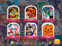 2. Holiday Mosaics Halloween Puzzles game screenshot