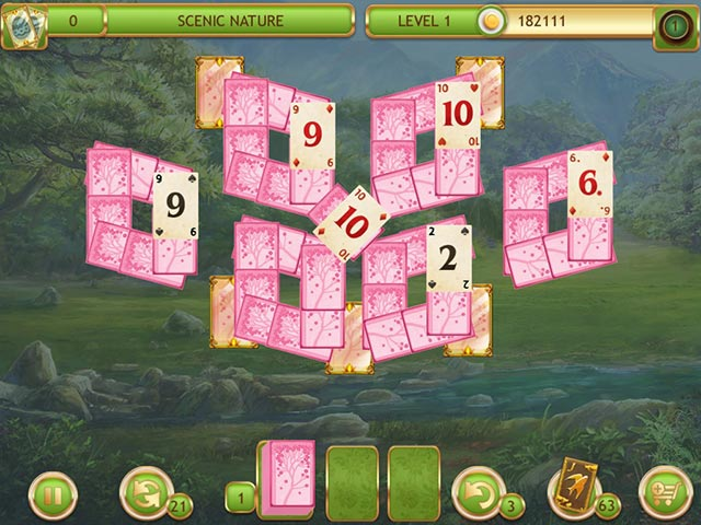 Game screenshot 1 Holiday Solitaire Easter