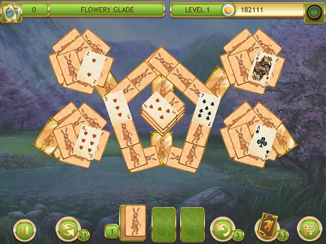 Game screenshot 3 Holiday Solitaire Easter
