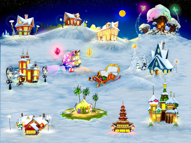 Game screenshot 1 Holly: A Christmas Tale Deluxe
