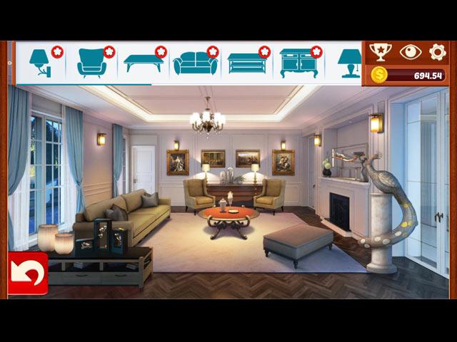 Home Designer: Living Room img