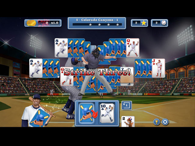 Home Run Solitaire - Screenshot 3