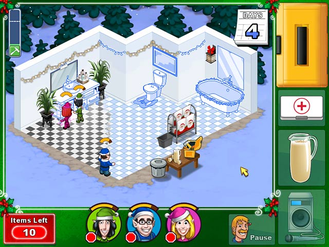 Game screenshot 2 Home Sweet Home: Christmas Edition