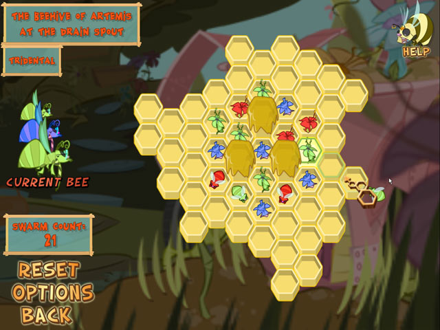 Game screenshot 1 Honeybee