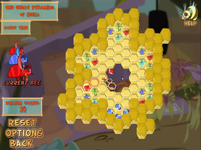 Game screenshot 2 Honeybee