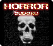 Feature screenshot game Horror Sudoku
