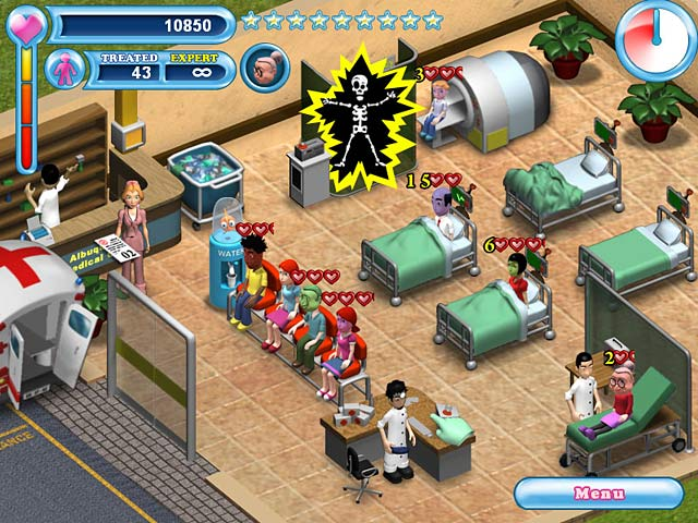 Game screenshot 2 Hospital Hustle