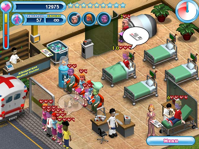 Game screenshot 3 Hospital Hustle