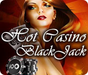 Feature screenshot game Hot Casino Blackjack