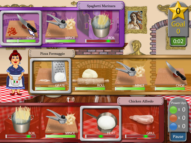 Game screenshot 1 Hot Dish