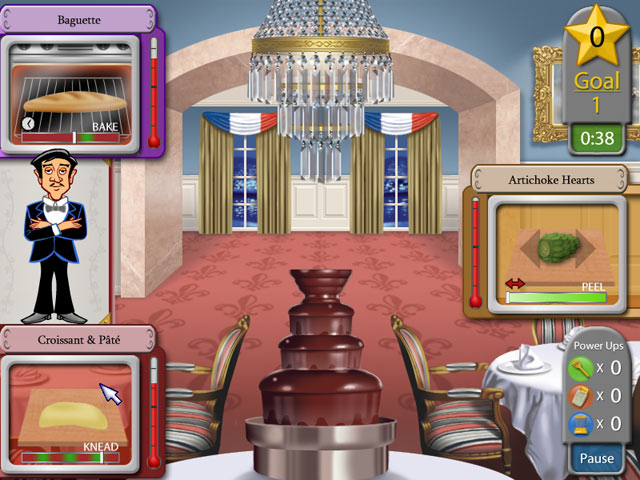 Game screenshot 2 Hot Dish