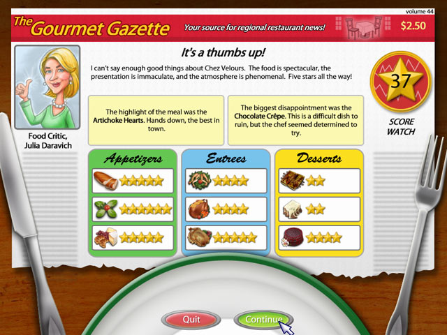 Game screenshot 3 Hot Dish