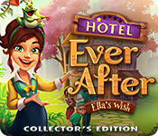 Feature screenshot game Hotel Ever After: Ella's Wish Collector's Edition