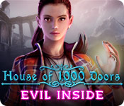 Feature screenshot game House of 1000 Doors: Evil Inside