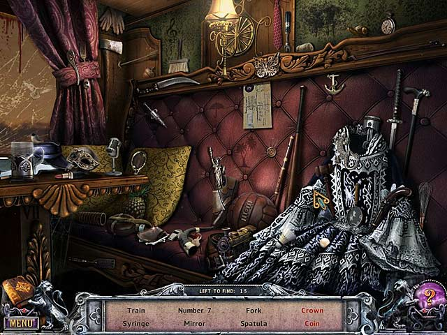 House of 1000 Doors: Family Secrets Standard Edition Image
