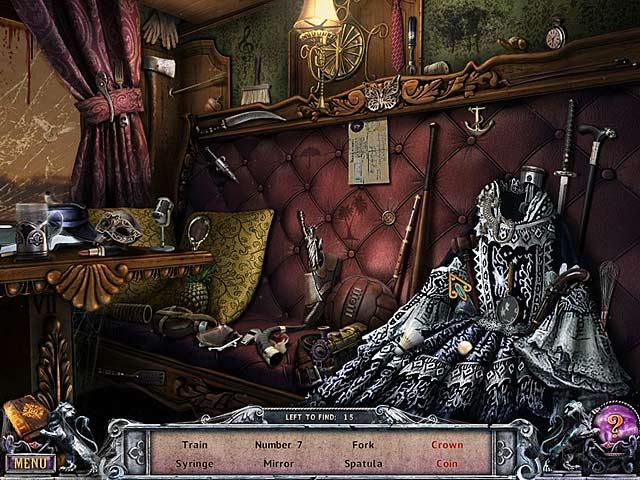 Game screenshot 2 House of 1000 Doors: Family Secrets