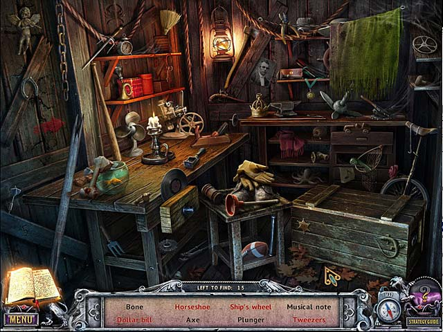 Game screenshot 2 House of 1000 Doors: The Palm of Zoroaster Collector's Edition