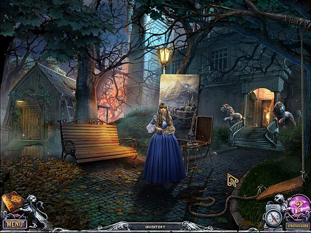 Game screenshot 3 House of 1000 Doors: The Palm of Zoroaster Collector's Edition