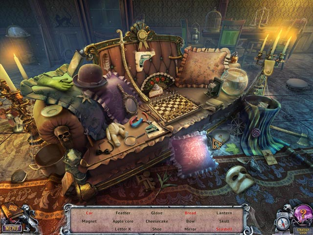 Game screenshot 1 House of 1000 Doors: Serpent Flame Collector's Edition