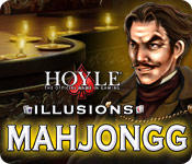 Feature screenshot game Hoyle Illusions Mahjongg