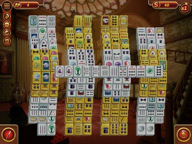 Game screenshot 1 Hoyle Illusions Mahjongg