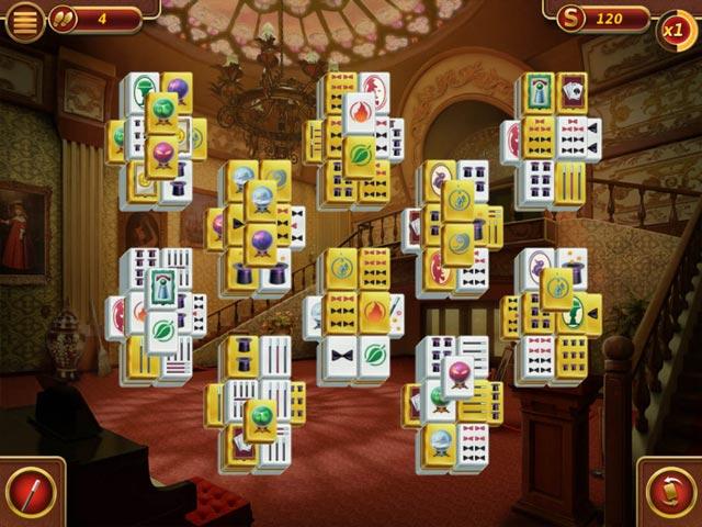 Game screenshot 2 Hoyle Illusions Mahjongg