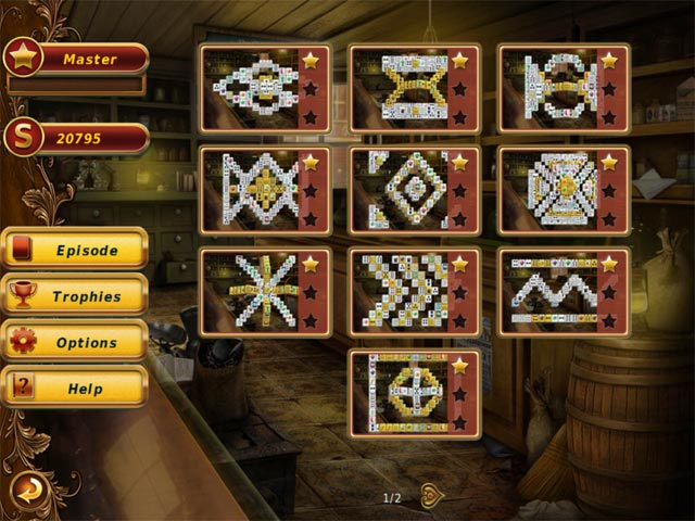 Game screenshot 3 Hoyle Illusions Mahjongg