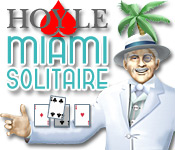 Hoyle Miami Solitaire