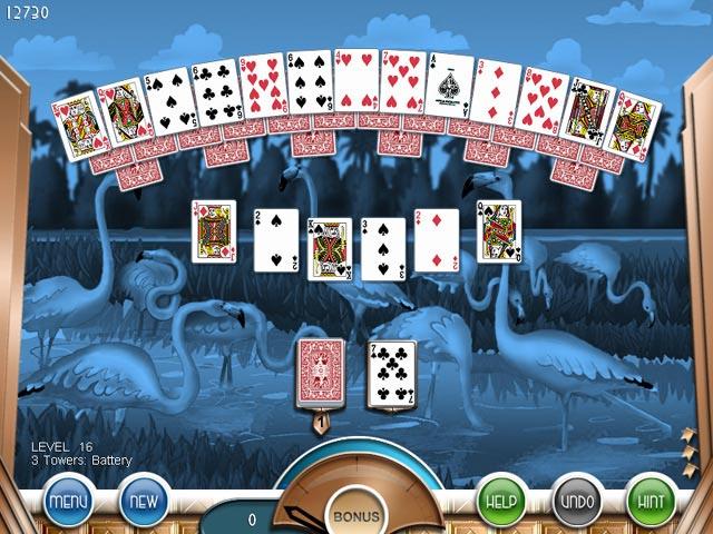 Game screenshot 1 Hoyle Miami Solitaire