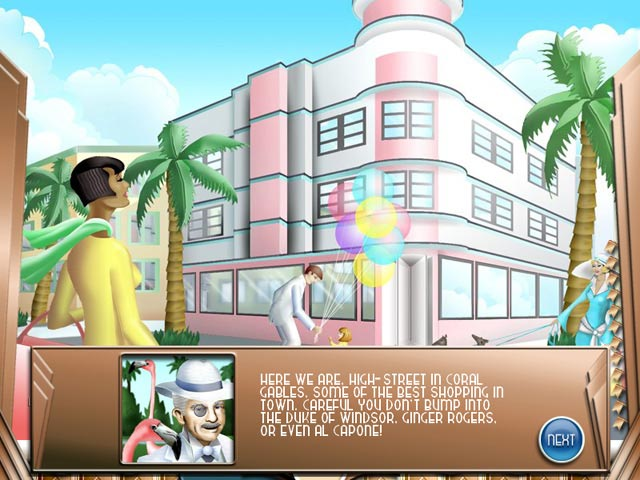 Game screenshot 2 Hoyle Miami Solitaire