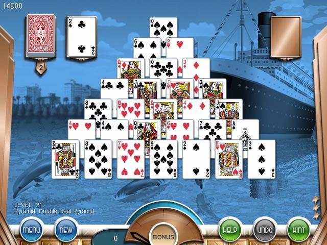 Game screenshot 3 Hoyle Miami Solitaire
