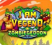Feature screenshot game I Am Vegend: Zombiegeddon