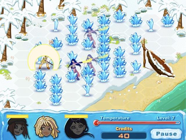 Ice blast ipad iphone android mac pc game big fish for Ice fishing games free