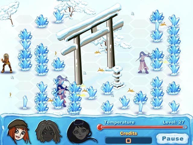 Game screenshot 2 Ice Blast