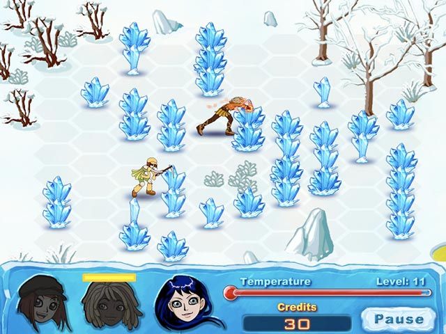 Game screenshot 3 Ice Blast