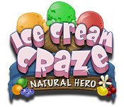 Ice Cream Craze: Natural Hero -